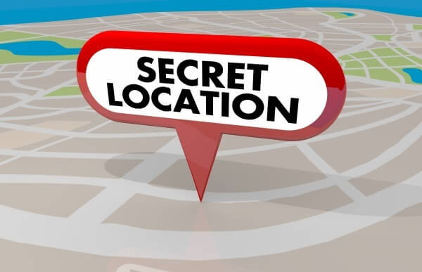 Location Secrecy as an issue to an IP geolocation registry